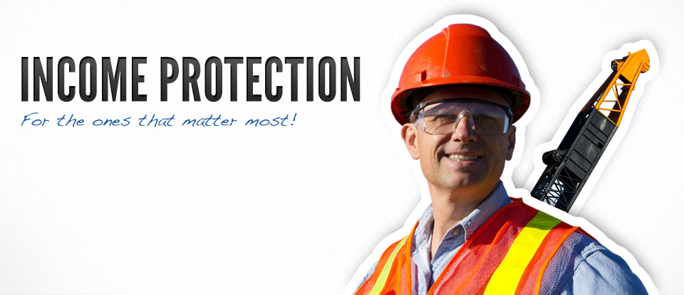 Worker covered by Income Protection Insurance Brisbane
